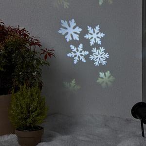 Proiector LED Fulgi de Zapada