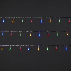 Instalatie Brad Multicolora 120 LED-uri