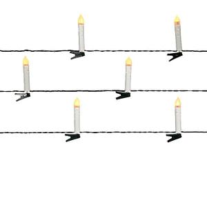 Instalatie Craciun Lumanari LED