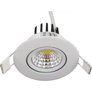 Spot LED Slim Rotund COB Fi67 3W 185Lm