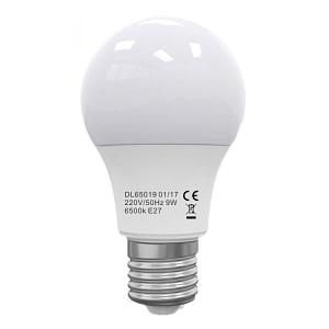 led-ieftin.ro Bec Led E27 9W 220V 6400K 15000H A60