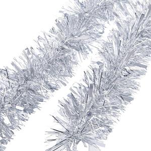 Beteala Argintie cu Efect Metalic 2m