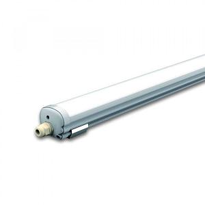 Corp LED IP65 36W=72W 6500K 1200mm