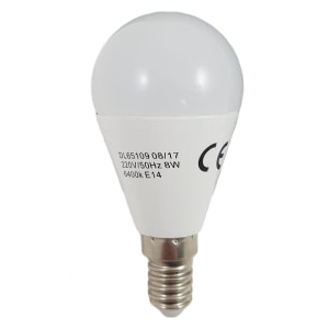 led-ieftin.ro Bec Led Sferic E14 8W 220V 2700K G45 Lumina Calda