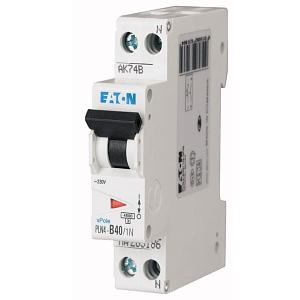 Siguranta Automata Eaton PLN4 C32/1N-DE 1pol+N 32A