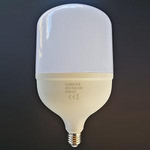 Bec LED industrial E27 model T140 50W=800W 6500K