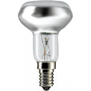 Bec Industrial R50 60W E14 - Incandescent