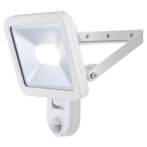 Proiector LED Alb cu Senzor Miscare 20W