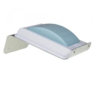 Lampa de Perete cu Panou Solar 0,55W