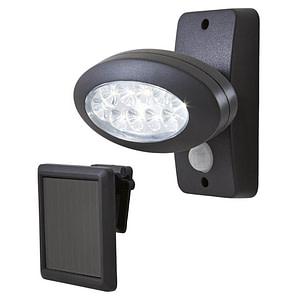 Proiector LED cu Panou Solar si Senzor Miscare 2W