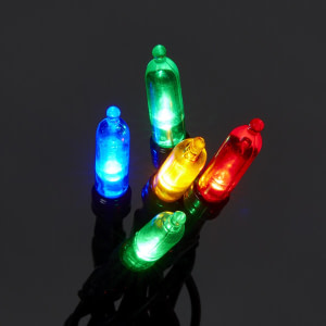 Instalatie de Exterior Multicolora 120 LED-uri