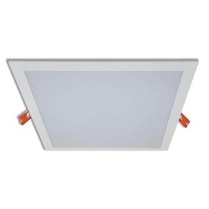 Spot LED Patrat Slim Incastrabil 225X225mm 30W 3000K