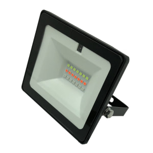 Proiector LED 10W RGB 16 culori IP 65 telecomanda inclusa