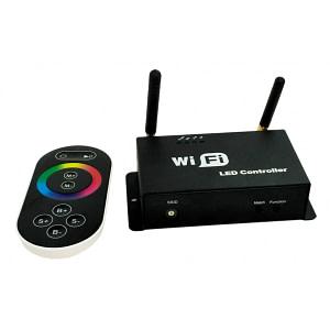 Controller WI-FI pentru banda LED RGB 192W cu telecomanda