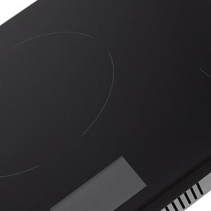 Plita inductie GoodHome Bamia, negru, 9000 W, 900 x 60 x 520 mm