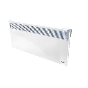 Convector electric pentru perete Tesy, 2500 W, 100 x 45 x 9 cm, alb